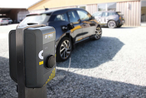 Charging infrastructure from CONNECT